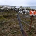 40 évvel a háború után felszedték az utolsó taposóaknát is a Falkland-szigeteken