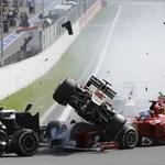 F1: Grosjeantól csak Grosjean nem tart a holnapi rajtnál