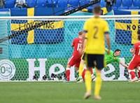 Izgalmas lett a svéd-lengyel vége, a spanyolok kiütéssel mentek tovább