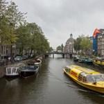 Szemetelés, részegeskedés, nyilvános vizelés: szigorúbb szabályokat vezetnek be Amszterdamban a rengeteg turista miatt
