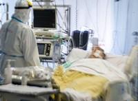 27 ezer új koronavírusost találtak Olaszországban, naponta dönt rekordot a fertőzöttek száma