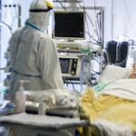 A lakosság több mint egy százaléka aktív fertőzött Olaszországban, kritikus a helyzet