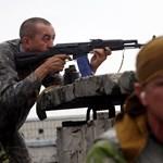Keményen megy a leszámolás a kelet-ukrajnai szakadár területeken