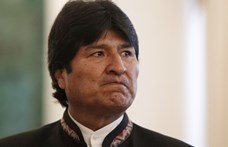 Visszavonták a bolíviai elnök elleni elfogatóparancsot