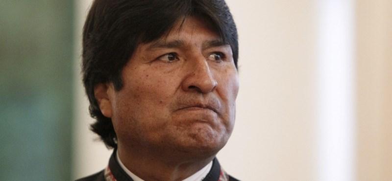 Hivatalos: Morales nem lehet negyedjére is Bolívia elnöke