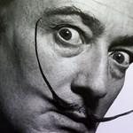 110 éve született Salvador Dalí - Nagyítás-fotógaléria