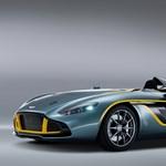 Mindössze kettő darab készül az Aston Martin álomautójából