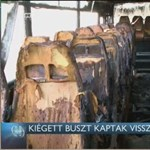 Kiégett buszroncsot dobott vissza Dombóvárnak a Klik