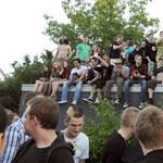 Ezerhatszáz idegen ment egy hamburgi születésnapi partira